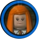 Ginny Weasley Character Icon