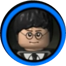 Harry (Hogwarts) Character Icon