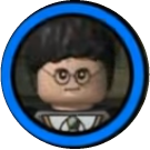 Harry (Slytherin Disguise) Character Icon