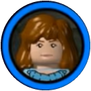 Hermione (Blue Top) Character Icon