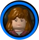 Hermione (Red Hooded Top) Character Icon