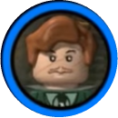 Professor Lupin Character Icon