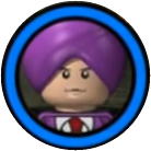 Professor Quirrell Character Icon