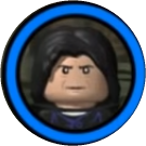 Professor Snape Character Icon