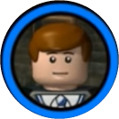 Ravenclaw Boy Character Icon