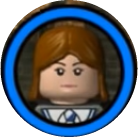 Ravenclaw Girl Character Icon