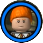 Ron (Girl Disguise) Character Icon