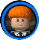 Ron (Hogwarts) Character Icon