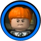 Ron (Slytherin Disguise) Character Icon