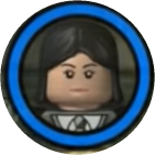 Slytherin Girl Character Icon