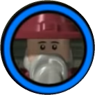 Wizard (Red) Character Icon