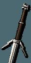 Enhanced Feline Silver Sword
