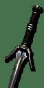 Grandmaster Feline Silver Sword