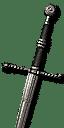 Mastercrafted Ursine Steel Sword