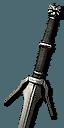 Superior Feline  Silver Sword