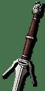 Superior Ursine Silver Sword