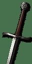 Ursine Steel Sword